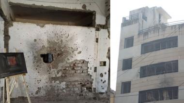 26/11 Mumbai Terror Attack : मुंबई दहशतवादी हल्ल्याच्या 10 व्या वर्षपूर्तीदिनी नरिमन हाऊस् होणार  'नरिमन लाईट हाऊस'