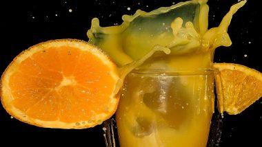 संत्र्याचा ज्यूस प्या, स्मरणशक्ती वाढवा