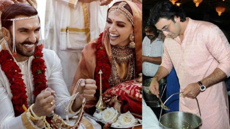 Deepika Ranveer Wedding: दीपवीर लग्नानंतर नेटकऱ्यांनी उडवली रणबीर कपूरची खिल्ली