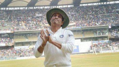 Happy Birthday Sachin Tendulkar: मास्टर ब्लास्टर सचिन तेंडुलकरच्या 23 वर्षाच्या करिअरमधील पाच सर्वोत्कृष्ट सामने