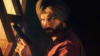 'सेक्रेड गेम्स 2' च्या शूटिंगला सुरुवात ; सैफ अली खानचे फोटोज व्हायरल
