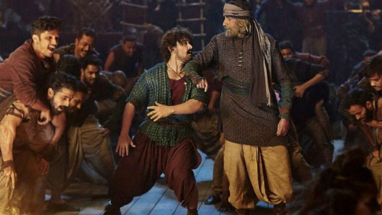 पुणे: आमिर खानच्या 'ठग्ज ऑफ हिंदोस्तान' चा शो रद्द; संतप्त प्रेक्षकांकडून शिवीगाळ