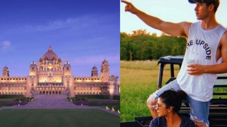 Priyanka Chopra Nick Jonas Wedding : प्रियांका -निकचं विवाहस्थळ उमेद भवन पॅलेसचे खास फोटोज