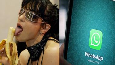 WhatsApp Porn Group 'Triple XXX' वर महिलांना Porn Video पाठवणारा ग्रुप अॅडमिन अटकेत