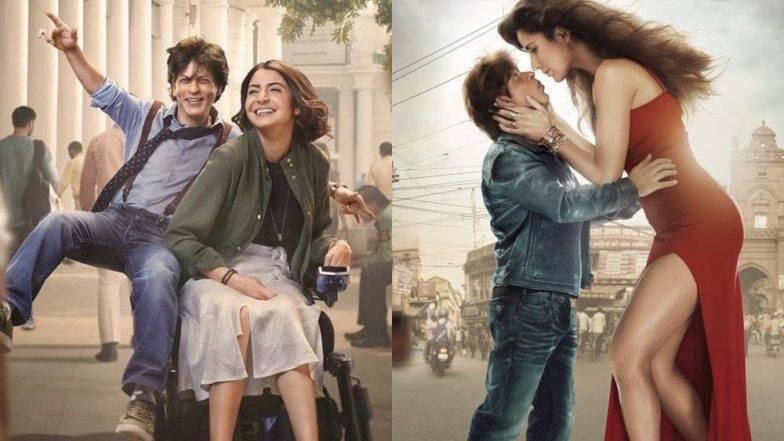 ZERO Poster : शाहरूख खानने शेअर केले 'झिरो' सिनेमाचे पोस्टर्स, 2 नोव्हेंबरला येणार ZERO चा ट्रेलर