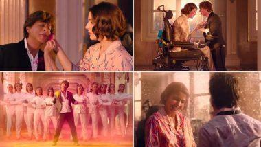 Zero Song Mere Naam Tu: शाहरुख खान आणि अनुष्काचं रोमँटिक अंदाजातील सिनेमाचं पाहिलं गाणं रसिकांच्या भेटीला