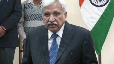 Chief Election Commissioner of India म्हणून सुनील अरोरा यांनी स्वीकारला पदभार