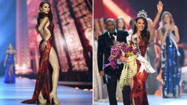 Miss Universe 2018 Winner: Miss Philippines Catriona Gray या प्रश्नाच्या उत्तराने ठरली  Miss Universe 2018!