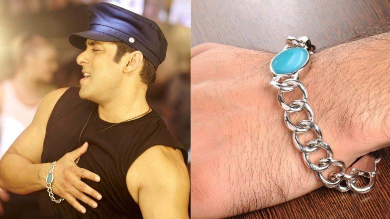 Salman Khan 53rd Birthday : सलमानकडून चाहत्यांना गिफ्ट; विकायला काढले आपले लकी ब्रेसलेट