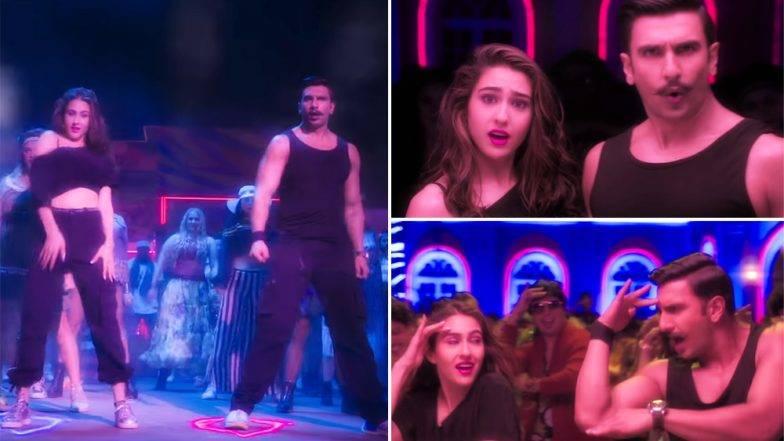 Sara Ali Khan हिच्या 'आंख मारे' गाण्यावर डान्सचा विदेशी तडका (VIDEO )