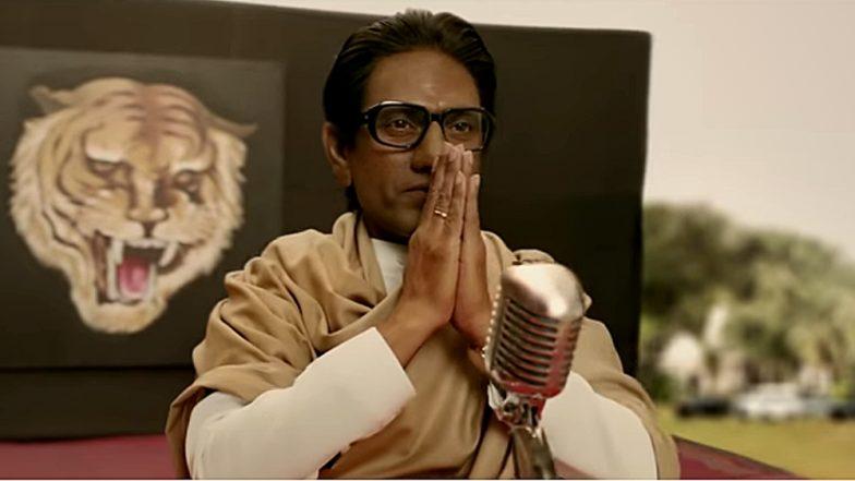 Thackeray Trailer : 'ठाकरे' चित्रपटाचा ट्रेलर प्रदर्शित; बाळासाहेबांची जीवनगाथा लवकरच रुपेरी पडद्यावर  (Video)