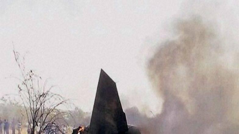 Rajasthan : दौसा जिल्ह्यात आकाशात विमान गायब; स्फोट झाल्याच्या भीतीने हाय अलर्ट जारी - सूत्र