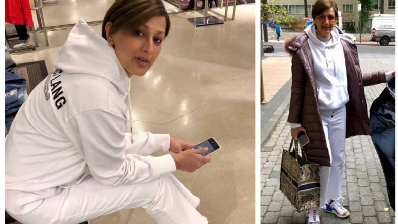 Sonali Bendre लवकरच भारतात परतणार, Instagram शेअर केली भावूक पोस्ट