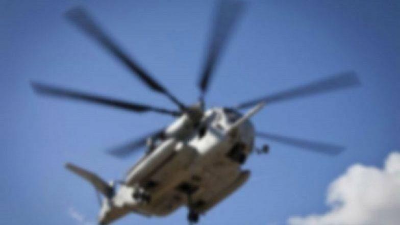 कोची: हेलिकॉप्टरचा दरवाजा कोसळल्याने 2 नौसैनिकांचा मृत्यू