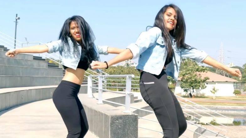 'Aankh Marey' गाण्यावरील 'या' दोन मुलींचा डान्स सोशल मीडियावर व्हायरल,  YouTube वर 8 लाखाहून अधिक  व्ह्युज