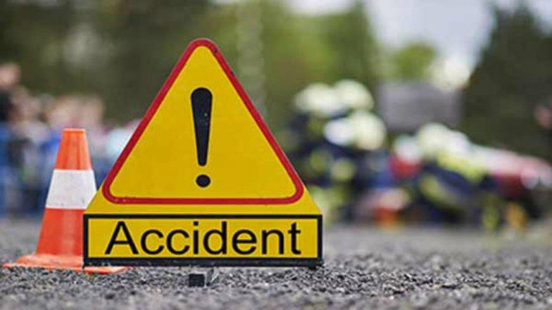 यमुना एक्सप्रेस-वे येथे भीषण अपघात, सात जणांचा जागीच मृत्यू