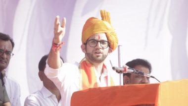 Rajasthan Assembly Election 2018: राजस्थानमध्ये शिवसेनेचा बाण करणारभाजपला घायाळ? आदित्य ठाकरे प्रचारात सक्रीय