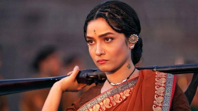Manikarnika: The Queen of Jhansi सिनेमातील  'झलकारी बाई'च्या भूमिकेतील Ankita Lokhandeचा पहिला फोटो