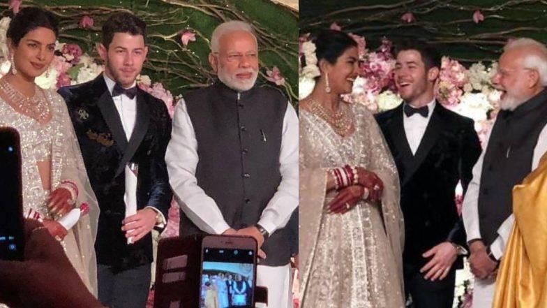 Priyanka Nick Reception Party : अशी रंगली प्रियंका आणि निकच्या लग्नाची रिसेप्शन पार्टी; नरेंद्र मोदींची उपस्थिती ठरली लक्षणीय