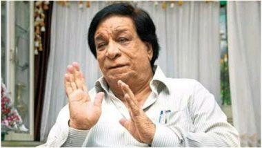 अभिनेते कादर खान यांच्या निधनाची सोशल मीडियात अफवा