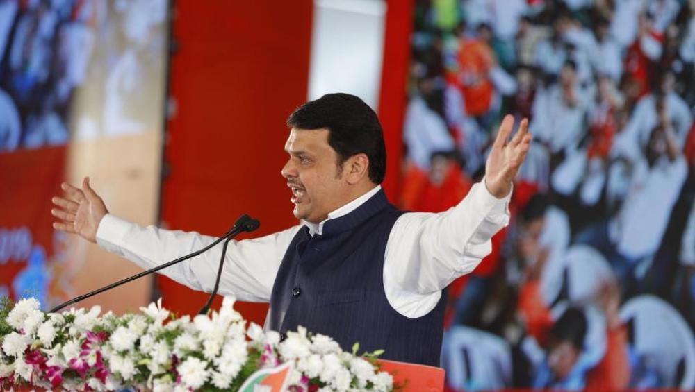 जोपर्यंत महाराष्ट्रात भाजपचे सरकार येणार नाही, तोपर्यंत दिल्लीवारी नाही- देवेंद्र फडणवीस