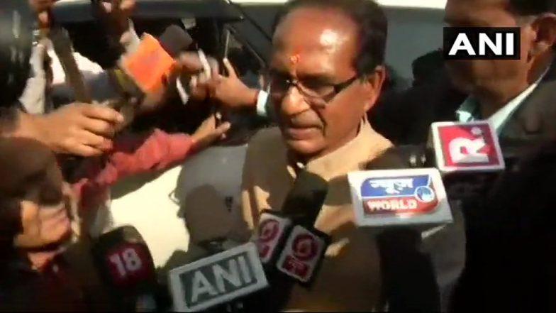 मध्य प्रदेशात BJP सत्ता स्थापन करणार नाही, शिवराज सिंह यांचा राजीनामा