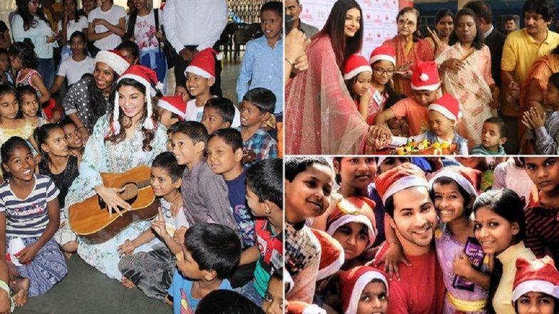 Christmas 2018: Katrina Kaif, Salman Khan, Aishwarya Rai यांच्यासह अनेक बॉलिवूड स्टार्सचे ख्रिसमस सेलिब्रेशन (Photos)
