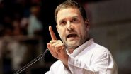 भारतात लॉकडाउन पूर्णपणे अपयशी; काँग्रेस नेते राहुल गांधी यांची केंद्र सरकारवर टीका