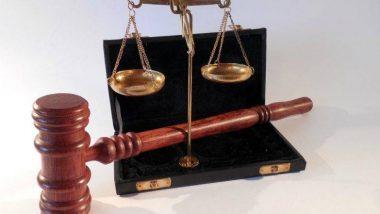 चोराने भर कोर्टात न्यायमूर्तींवर फेकली चप्पल, आरोपीला सुनावली सहा महिन्याच्या तुरुंगवासाची शिक्षा