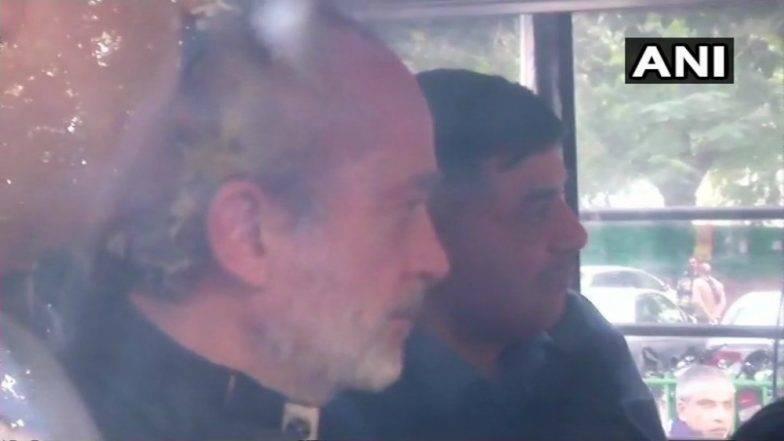 AgustaWestland Case: क्रिश्चियन मिशेल याला पाच दिवसांची सीबीआय कोठडी