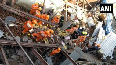 Mumbai: गोरेगाव येथील अविकसित इमारत कोसळली; एकाचा मृत्यू, 8 जण जखमी