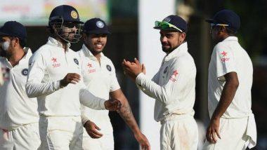 India vs Australia 2nd Test : दुसर्या कसोटी सामन्यासाठी भारतीय संघाची घोषणा, आर. अश्विन आणि  रोहित शर्मा संघाबाहेर