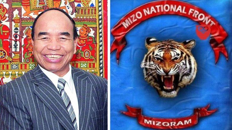 Mizoram Assembly Elections Results 2018: मिझोराम येथे Mizo National Front च्या पक्षाची बाजी