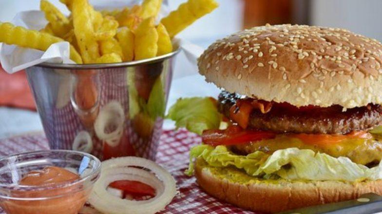 एका आठवड्यापेक्षा कमी दिवसात देशातील 35 टक्के लोक Fast Food खातात!