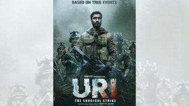 Challa Song : Uri चित्रपटातील 'छल्ला' गाणे प्रेक्षकांच्या भेटीला