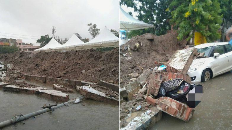 Phethai Cyclone: आंध्र प्रदेशात 'फेथाई'च्या चक्रीवादळाचा तडाखा, स्थानिकांचे मोठ्या संख्येने स्थलांतर