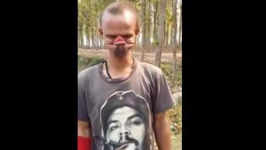 पाहा Video: चित्रविचित्र व्यक्ती, जो जिभेने स्वत:चे Forehead चाटतो