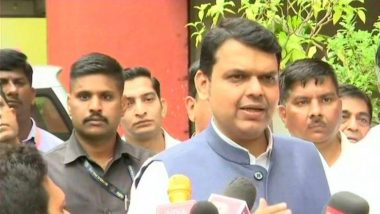 Maharashtra Monsoon 2019: 'मुंबईकरांनो पुढील दोन तीन दिवस धोक्याचे, सांभाळून राहा' - मुख्यमंत्री देवेंद्र फडणवीस
