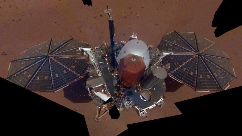 NASA ने शेअर केला Mars वरील पहिला सेल्फी, फोटो पाहिलात का?
