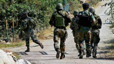 पाकिस्तानकडून करण्यात आलेल्या गोळीबारात सीमेवरील बीएसएफ जवानाचा मृत्यू