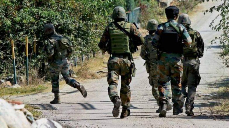 भारतीय सैनिकांकडून जीनत-उल-इस्लाम संघटनेच्या दोन दहशतवाद्यांना कंठस्नान