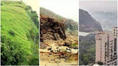 धक्कादायक! मुंबईच्या पवई परिसरातील डोंगर हरवला; पोलीस तक्रारीमुळे खळबळ