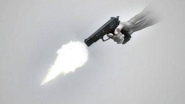 किरकोळ वादातून मित्रावर गोळीबार करणारे 4 जण पोलिसाच्या ताब्यात