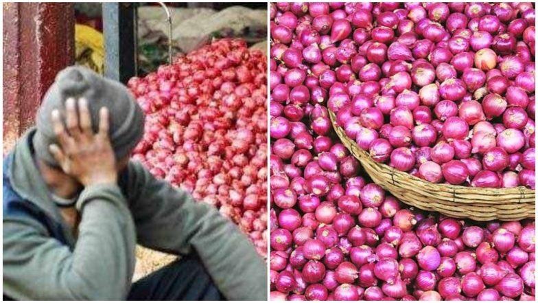 दिल्ली: कांदा रडवणार! दर प्रति किलो 70-80 रुपयांच्या घरात गेल्याने सामान्यांच्या खिशाला कात्री