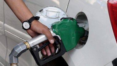 पेट्रोल डिझेल च्या दरात घसरण कायम; जाणून घ्या आजच्या इंधनाच्या किंमती