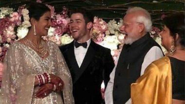 Priyanka Nick Reception Party: प्रियंका-निक रिसेप्शनला PM Modi च्या उपस्थितीनंतर सोशल मीडियावर मीम्सचा पाऊस!