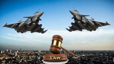 राफेल विमान खरेदीत कोणताही गैरव्यवहार नाही: सर्वोच्च न्यायालय