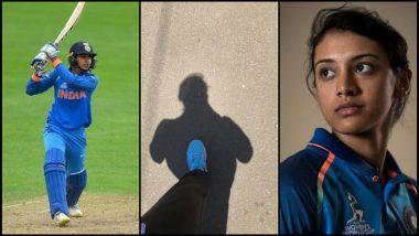 महाराष्ट्राच्या शिरपेचात मानाचा तुरा! मराठमोळी स्मृती मानधना यंदाची सर्वोत्तम क्रिकेटपटू