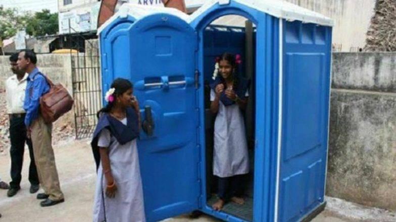 सात वर्षीय मुलीचा कारनामा; शौचालय बांधत नाही म्हणून वडिलांना दिले पोलिसांच्या ताब्यात