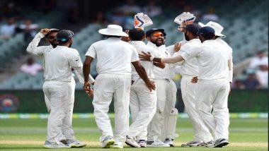 India Vs Australia 1st Test: चौथ्या दिवसाखेरीज भारतीय संघ मजबूत स्थितीत; विजयासाठी 6 विकेट्सची गरज